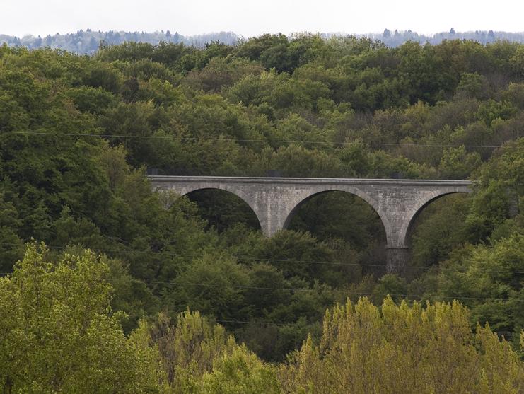 rénovation du pont de cartigny