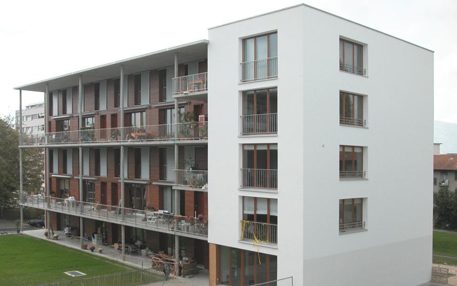 immeubles de logements coopératifs aux ouches