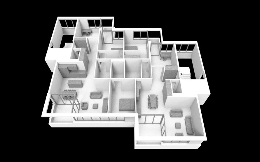 immeubles de logements et activités à gland