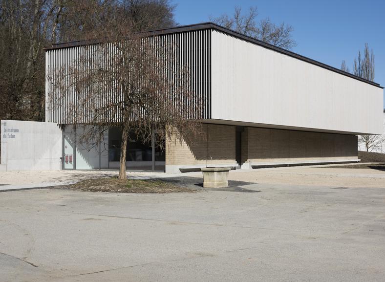 bâtiment d'expositions et de séminaires